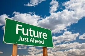 future, sign for the future,
