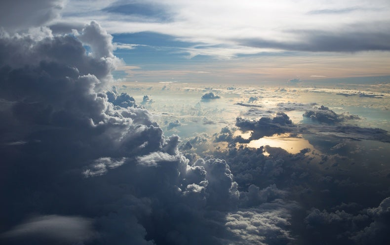 Will Changing Cloud Cover Accelerate Global Warming?