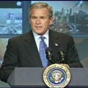 President Bush Outlines New Vision for Space Program