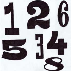 Random Numerals