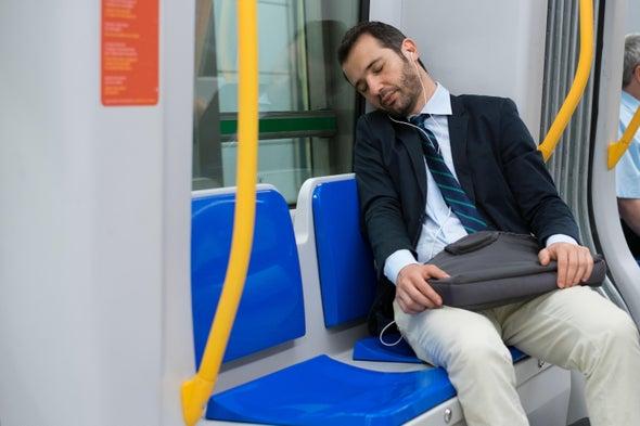 Rocking Helps Adults Sleep Too