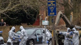 "What We Know about Novichok, the ""Newby"" Nerve Agent Linked to Russia"