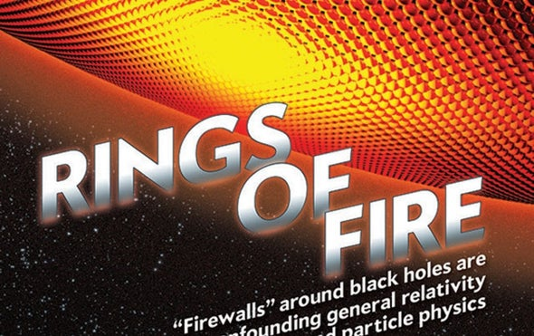 """Readers Respond to """"Rings of Fire"""""""