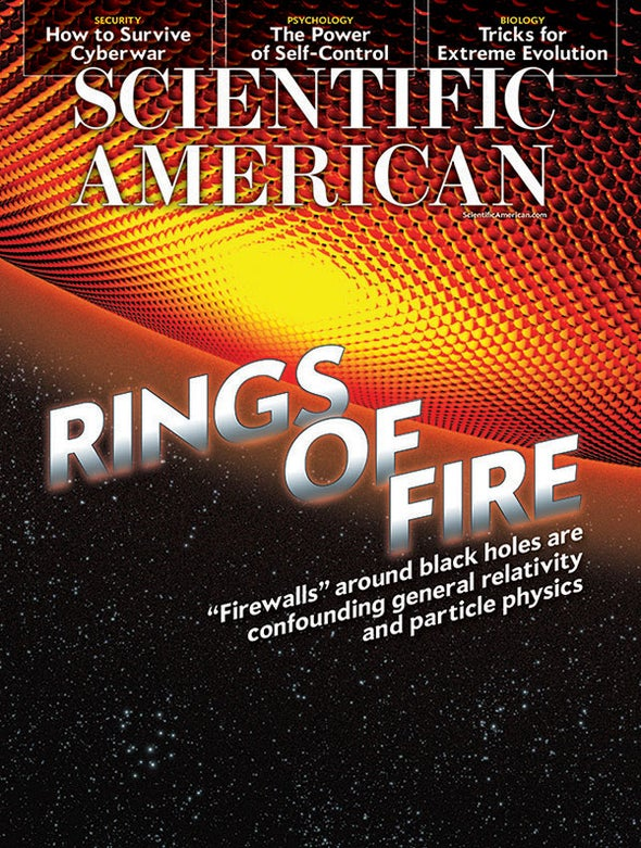 "Readers Respond to ""Rings of Fire"""