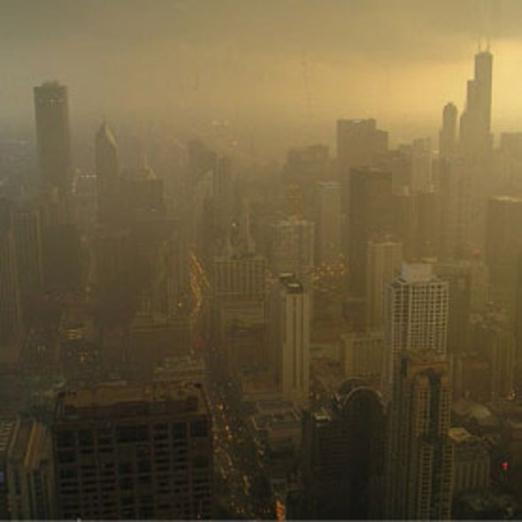 Chemicals from Personal Care Products Pervasive in Chicago Air