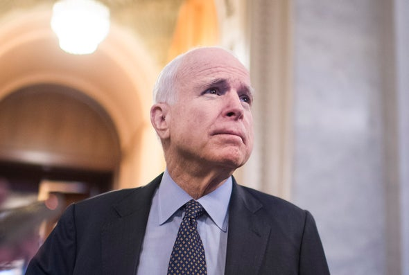 What Do We Know about the Brain Cancer Plaguing Sen. John McCain?