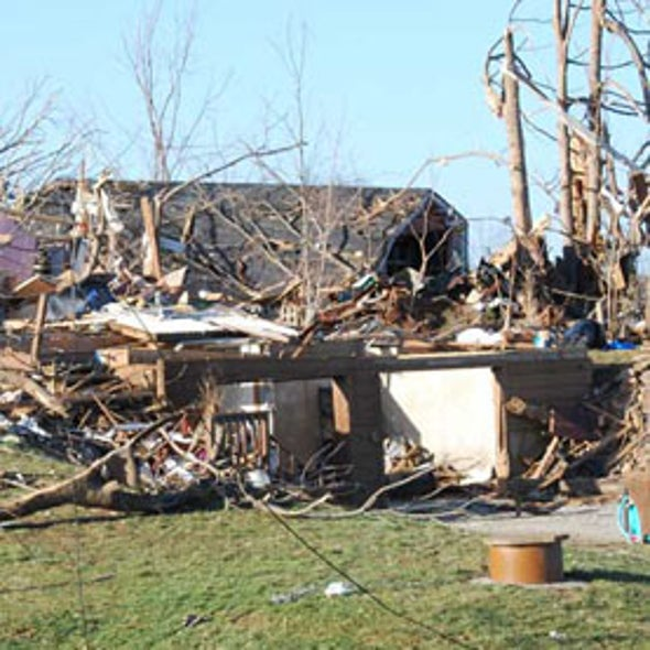Deadly March Tornadoes Were First Billion-Dollar Disaster of 2012