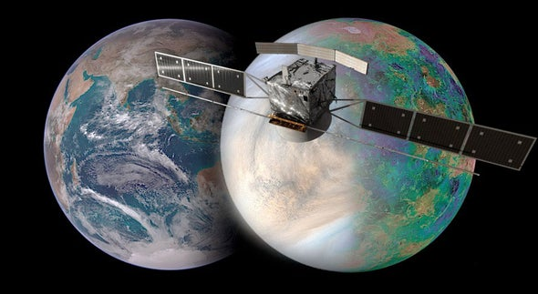 Venus Wins Stunning Third New Mission, This Time from Europe