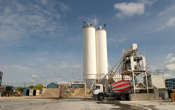 Cement Producers Are Developing a Plan to Reduce CO2 Emissions