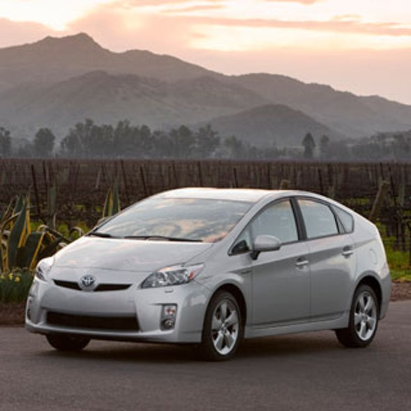 Slide Show: 10 Things You Should Know about Toyota's New Prius Hybrid