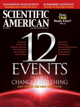 12 Events That Will Change Everything