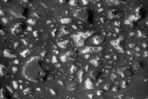 Did Mars Once Harbor Deep-Sea Cradles of Life?