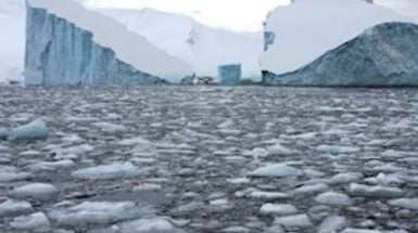 Westerly Winds Could Counteract Nearly Half of Antarctic Sea Level Rise Expected by 2100