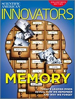 <em>Scientific American Innovators</em>: Memory