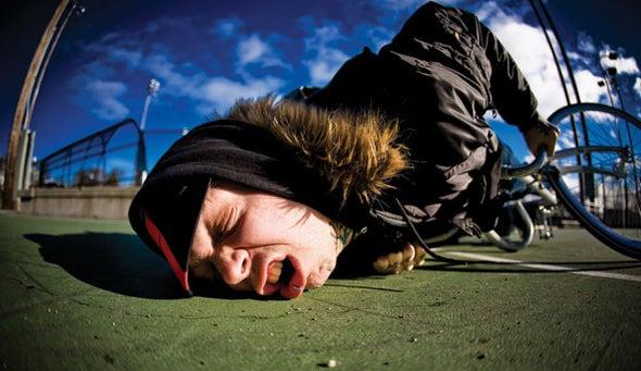 Head Injury May Cause Mental Illness