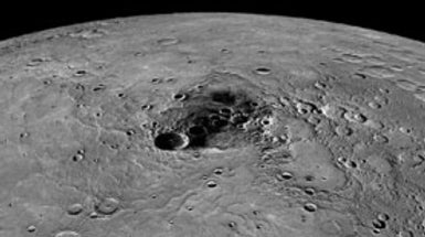 Ice Confirmed on Mercury Despite Planet's Solar Proximity