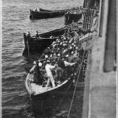 Allied Troops Landing at Gallipoli: