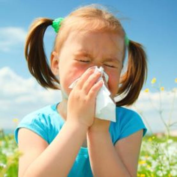 Dear Evolution, Thanks for the Allergies