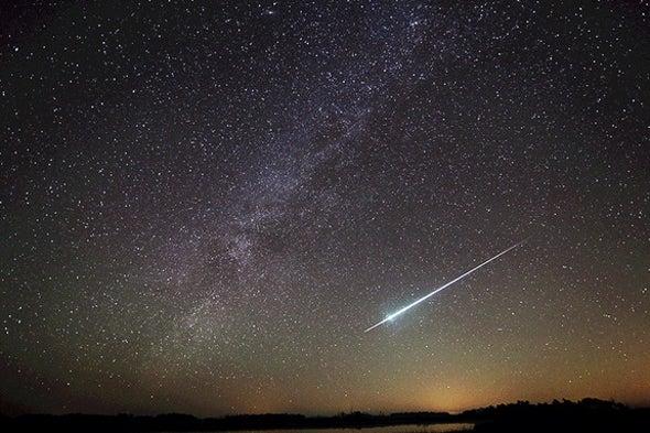 Ursid Meteor Shower Peaks Tonight: How to Watch