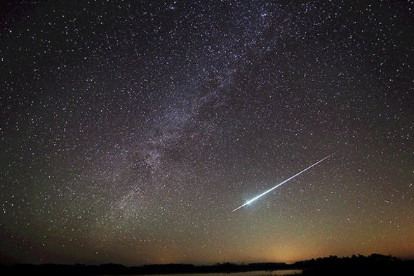 Ursid Meteor Shower Peaks Tonight: How to Watch