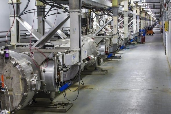 How Big Is the Proton? Particle-Size Puzzle Leaps Closer to Resolution