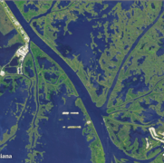 Losing Ground: Southeast Louisiana is Disappearing, Quickly