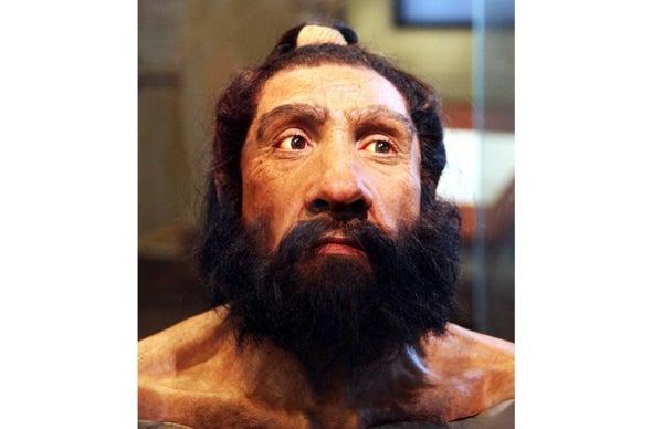 Fire! Neandertal Chemistry