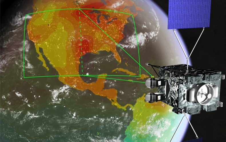 New Satellite Mission Would Benefit Climate Science and the Energy Industry