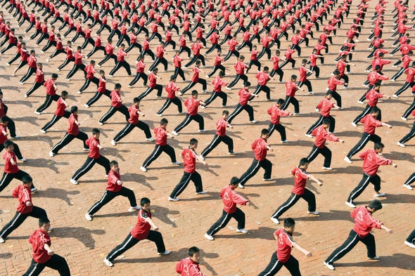 Moving in Sync Creates Surprising Social Bonds among People