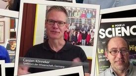 <i>Scientific American</i> Celebrates Its 170th Birthday [Video]