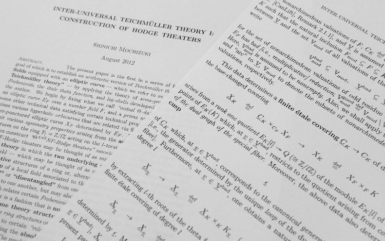 Mathematical Proof that Rocked Number Theory Will Be Published