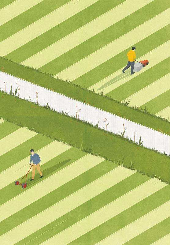 How the Trust Trap Perpetuates Inequality - Scientific American
