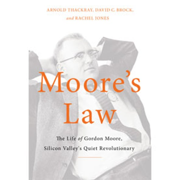 Fateful Phone Call Spawned Moore's Law [Excerpt]