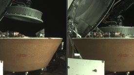 NASA's OSIRIS-REx Probe Successfully Stows Space-Rock Sample