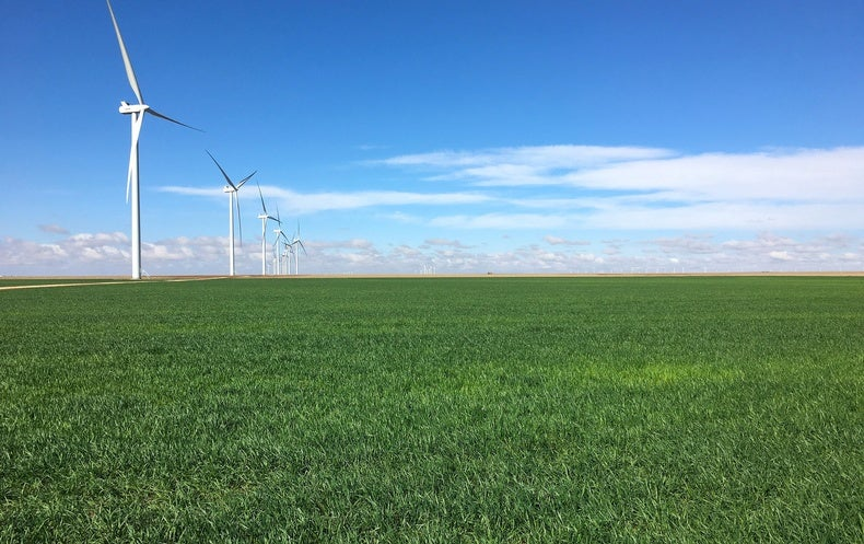 The Rise of Wind Power in Texas