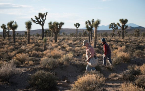 The Ambitious Effort to Document California's Changing Deserts