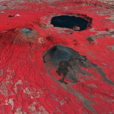 Hot and Steamy: Beautiful Volcano Lakes Hold Data Trove and Potential Danger [Slide Show]