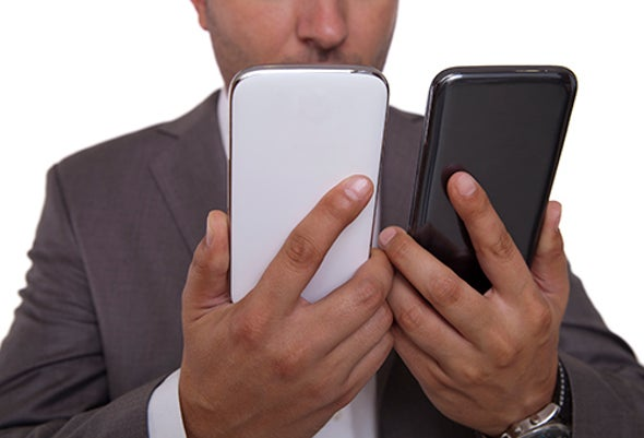 Scientists study nomophobia – fear of being without mobile phone