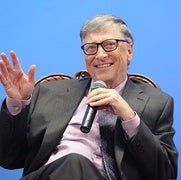 Bill Gates Enthusiastic about Disease-Fighting Progress