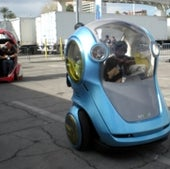 ELECTRIC NETWORKED VEHICLE: