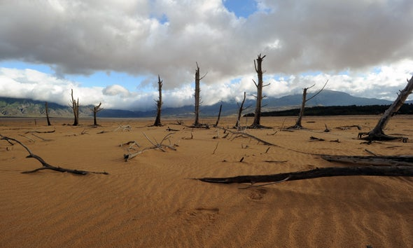 """As Cape Town Water Crisis Deepens, Scientists Prepare for """"Day Zero"""""""