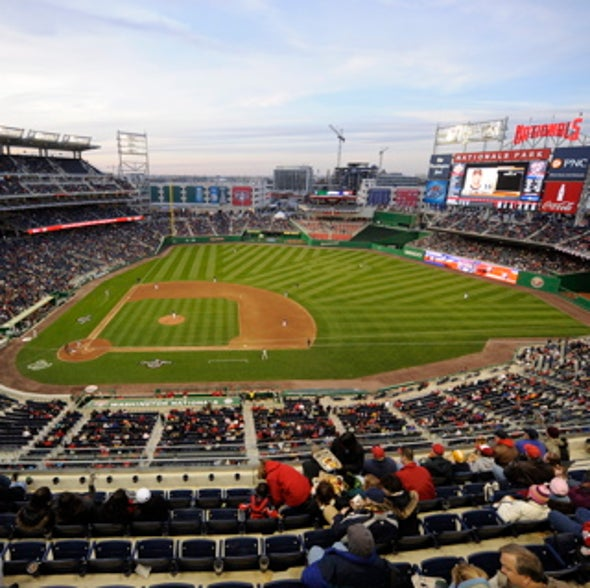 Green Diamonds: Baseball Stadiums Take a Swing at Energy Efficiency