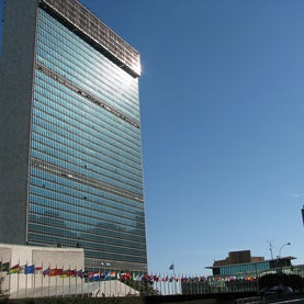 U.N. Security Council to Take Up Climate Change