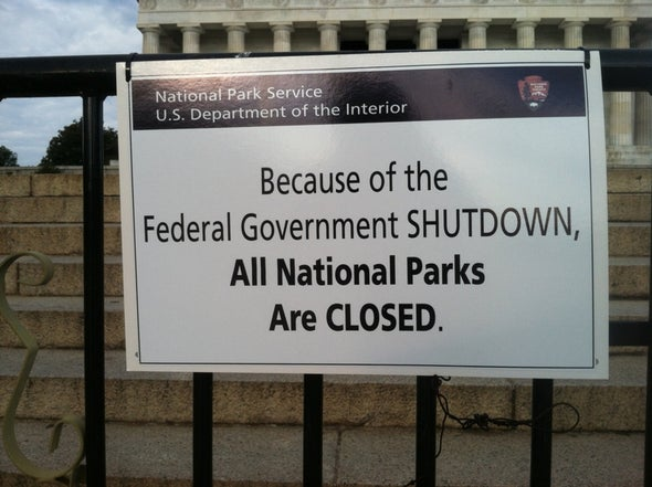 How Science Suffers During Government Shutdown