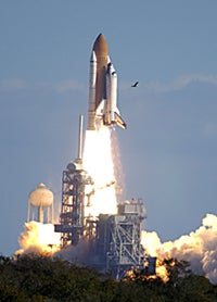 Space Shuttle Investigation Continues