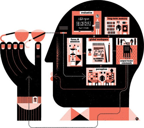 Consciousness Might Emerge from a Data Broadcast - Scientific American