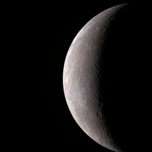 Solar Wind May Explain Planet Mercury's Puny Magnetic Field