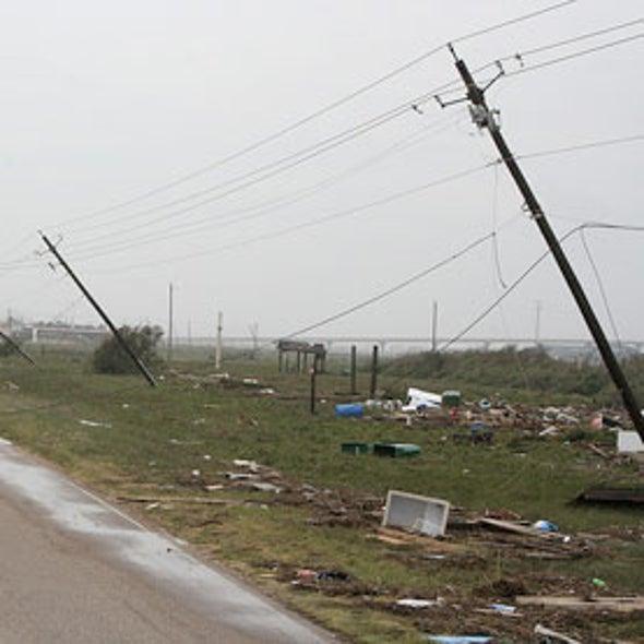 Finding the Fingerprints of Climate Change in Storm Damage