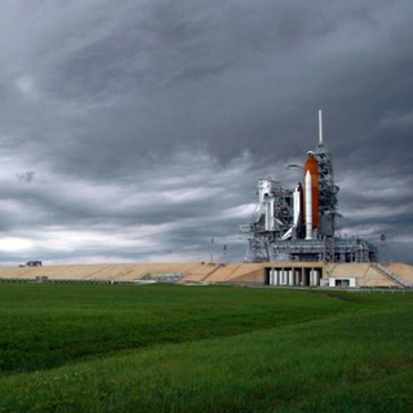 Why Does NASA Launch Space Shuttles from Such a Weather-Beaten Place?