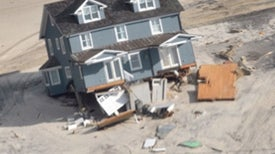 Climate Change Exacerbates Some Extreme Weather